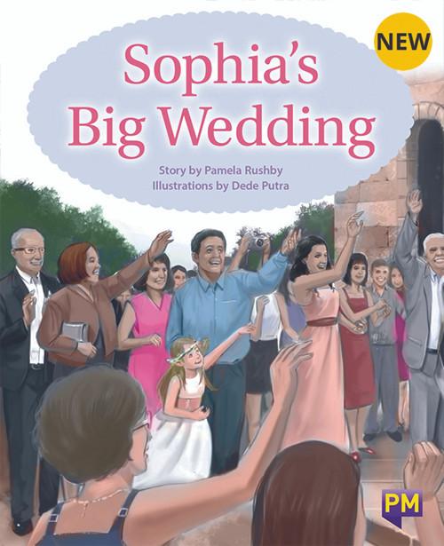 Pm Library Gold Sophia'S Big Wedding 22 (N) 6-Pack