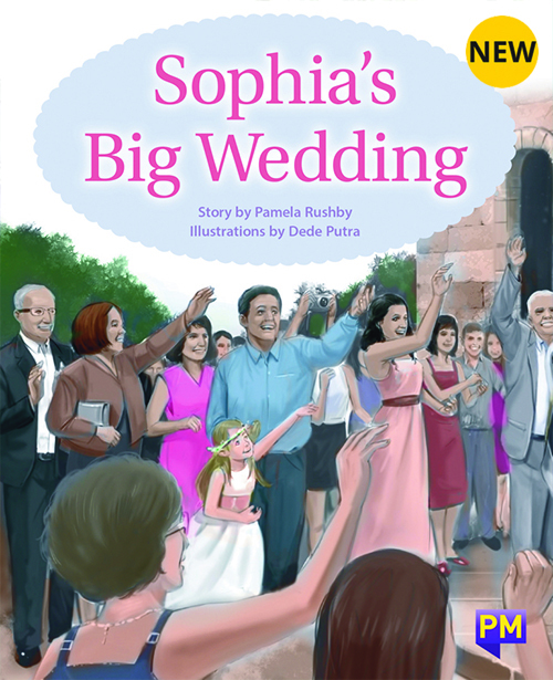 Pm Library Gold Sophia'S Big Wedding 22 (N) 6-Pack