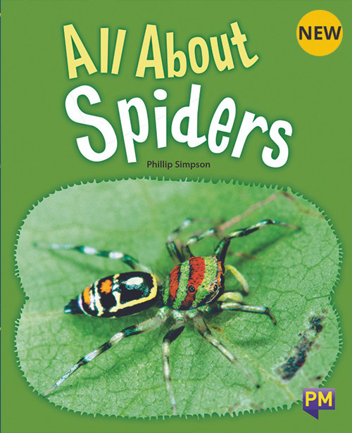 Pm Library Gold All About Spiders 22 (N) 6-Pack