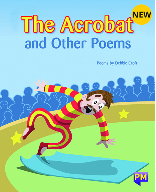 Pm Library Gold The Acrobat And Other Poems 22 (N) 6-Pack