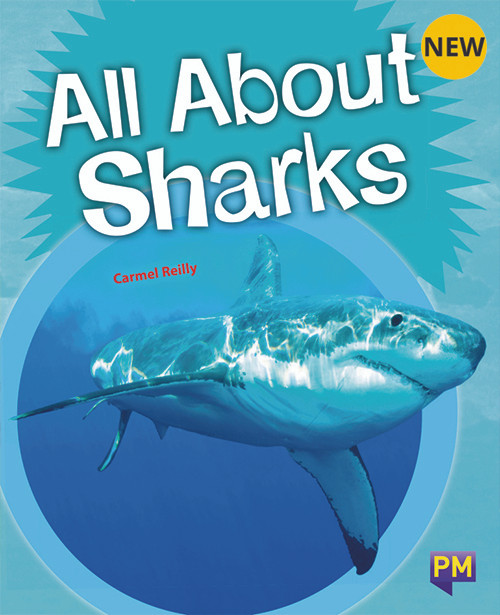 Pm Library Silver All About Sharks 23 (N-O) 6-Pack