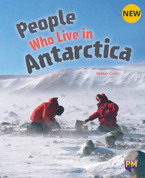 Pm Libr Silver People Who Live In Antarctica 23 (N-O) 6-Pack