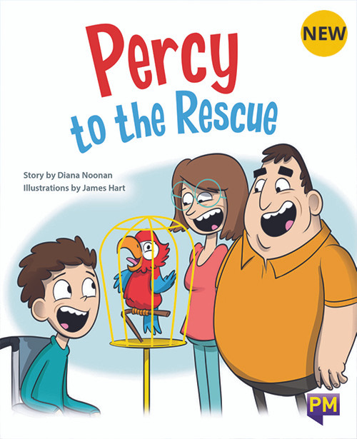 Pm Library Silver Percy To The Rescue 23 (N-O) 6-Pack
