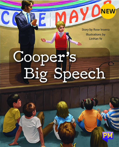 Pm Library Silver Cooper's Big Speech 23 (N-O) 6-Pack