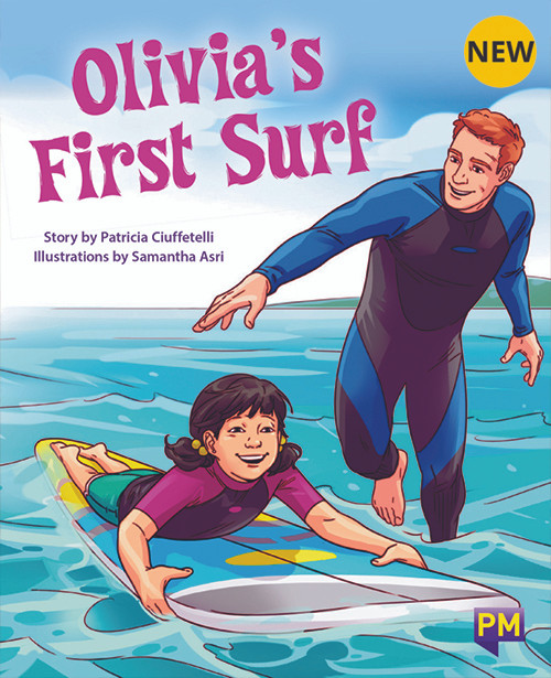 Pm Library Silver Olivia'S First Surf 23 (N-O) 6-Pack