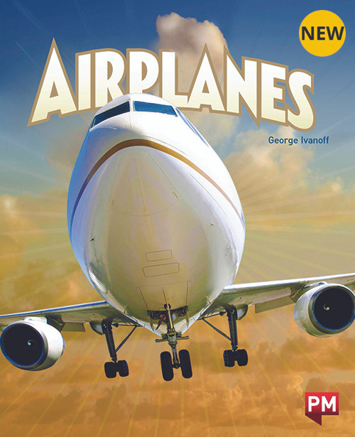 Pm Library Silver Airplanes 24 (N-O) 6-Pack
