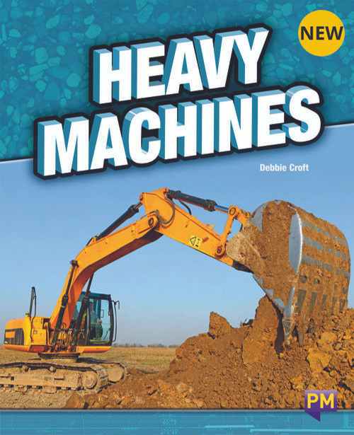 Pm Library Silver Heavy Machinery 24 (N-O) 6-Pack