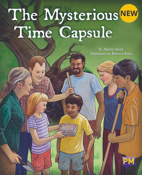 Pm Libr Silver The Mysterious Time Capsule 24 (N-O) 6-Pack