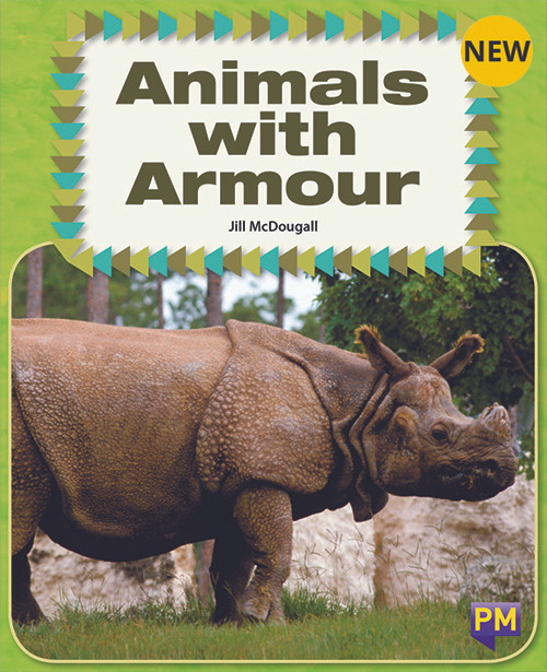 Pm Library Silver Animals With Armour 24 (N-O) 6-Pack
