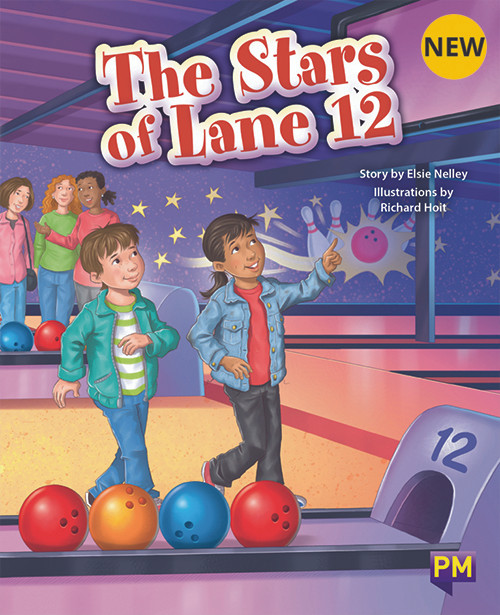 PM Library Purple The Stars Of Lane 12 19 (K) (6-Pack)