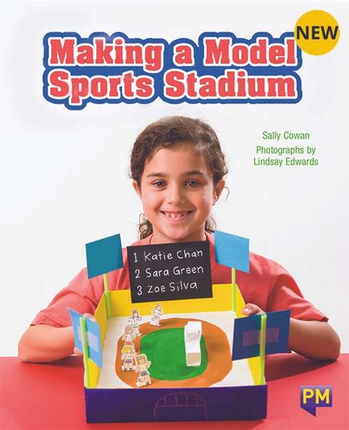 PM Library Purple Making A Model Sports Stadium 19 (K) (6-Pack)