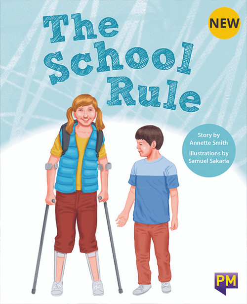 PM Library Purple The School Rule 19 (K) (6-Pack)