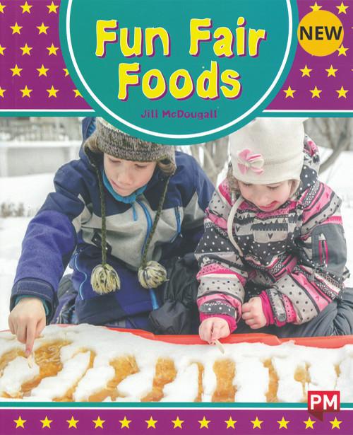 PM Library Purple Fun Fair Foods 20 (K-L) (6-Pack)