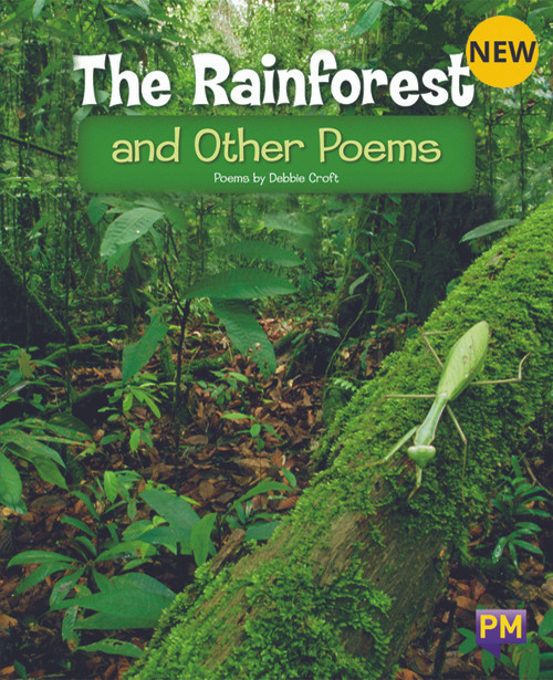 PM Library Purple The Rainforest & Other Poems 20 (K-L) (6-Pack)
