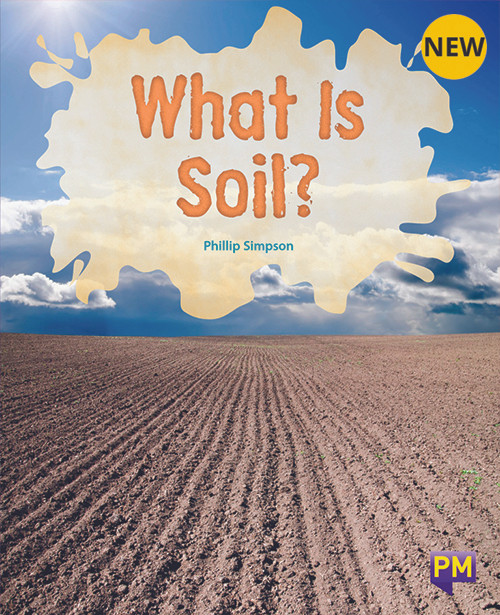 PM Library Purple What Is Soil? 20 (K-L) (6-Pack)