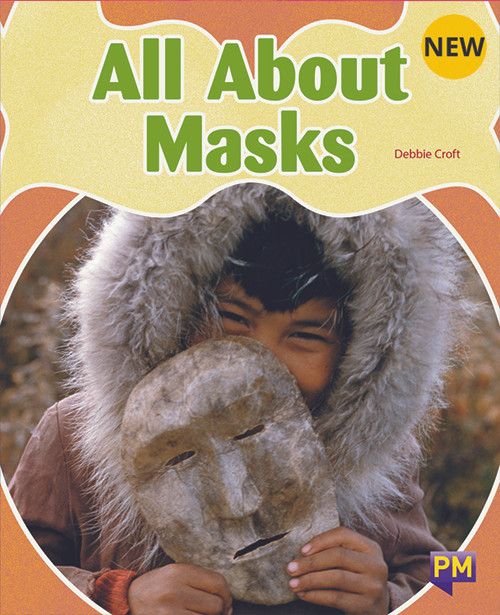 PM Library Purple All About Masks 20 (K-L) (6-Pack)