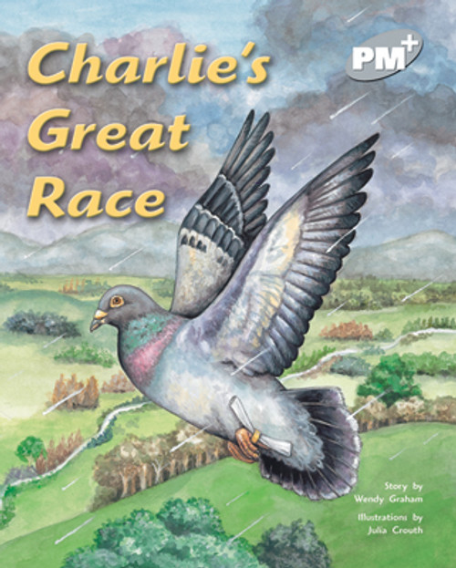 PM Plus Silver Charlie's Great Race Lvl 24