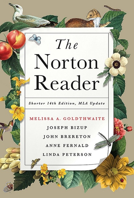 Norton - The Norton Reader - The Norton Reader, 14th High School Edition (hardcover)