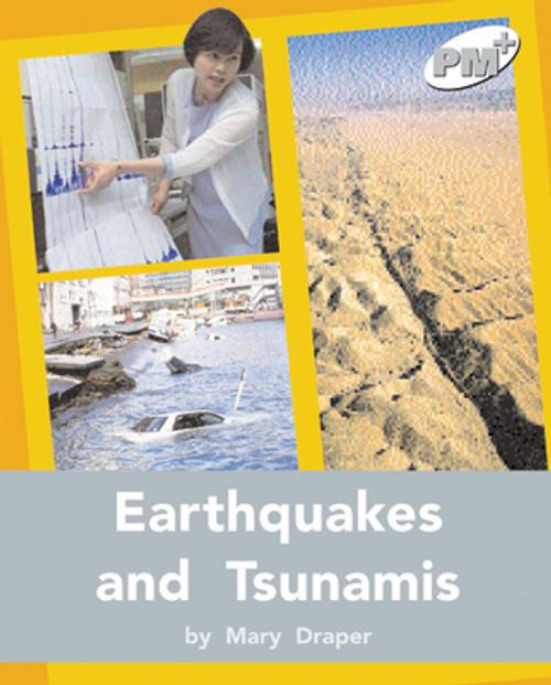 PM Plus Silver Earthquakes and Tsunamis Lvl 24-25