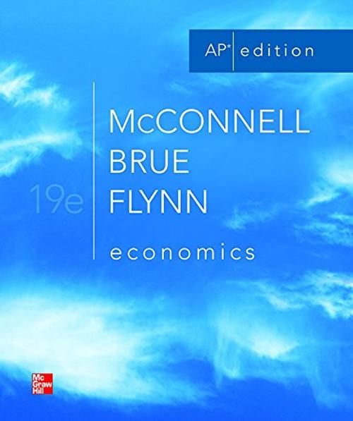 Economics | AP - Student Text (Hardcover Reinforced Binding) - 9780076601783