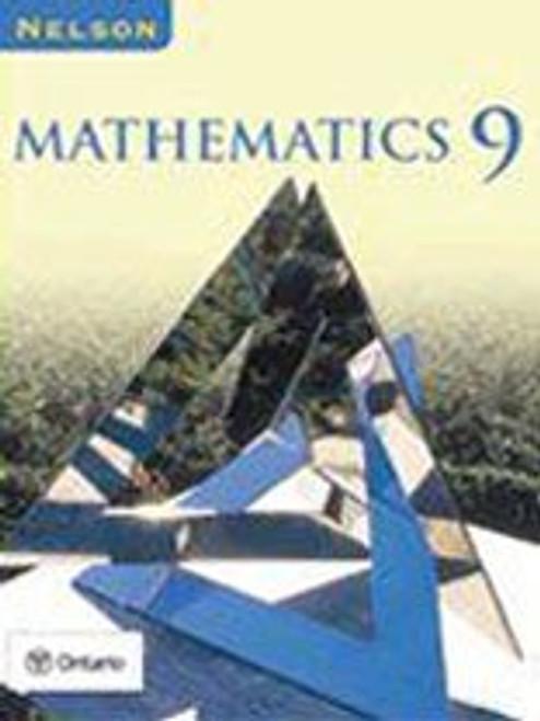 Nelson Applied Mathematics - Grade 9   Student Book - 9780176059996
