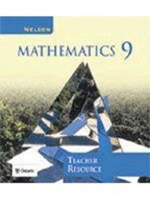 Nelson Applied Mathematics - Grade 9 | Teacher's Resource Binder - 9780176171407