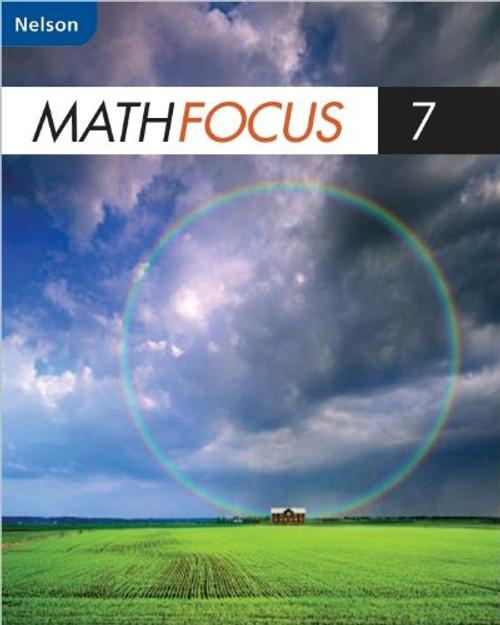 Math Focus (Grade 7) | Student Success Adapted Program Workbook (5-Pack) - 9780176593209