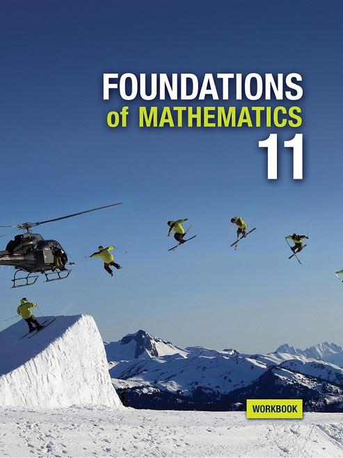 Foundations Of Mathematics - Grade 11   Student Workbook (Consumable) (5-Pack) - 9780176593230