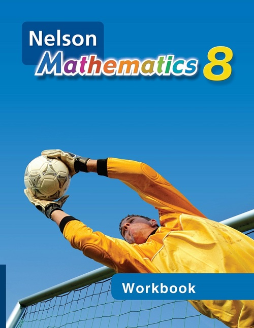 Nelson Mathematics - Ontario + Quebec (Grade 8)   Student Workbook (5-Pack) - 9780176593353