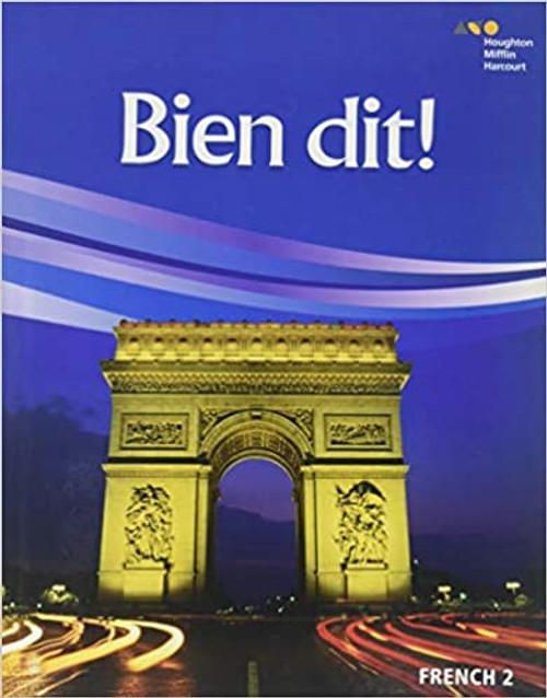 Bien Dit! - Level 2 | Student Edition - 9780544861343