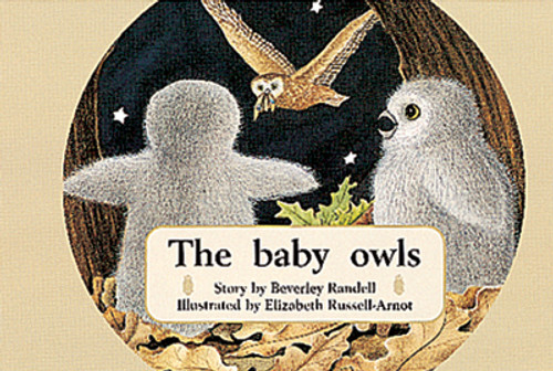 PM Library Red The Baby Owls Lvl 4