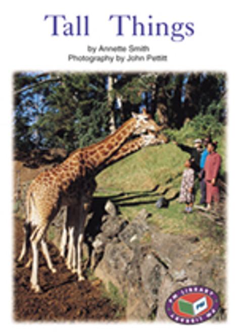 PM Library Red Nonfiction Lvl 5-6 Single Copy Set