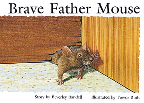 PM Library Yellow Brave Father Mouse Lvl 6
