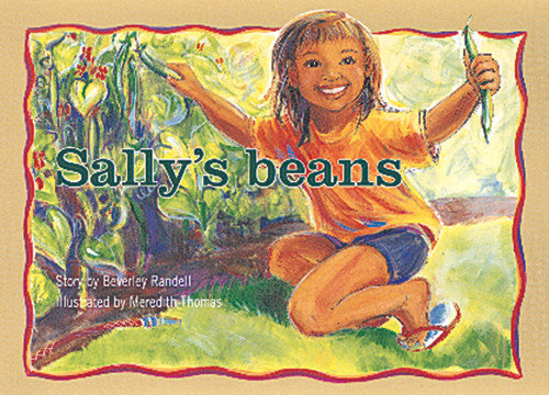 PM Library Yellow Sally's Beans Lvl 6