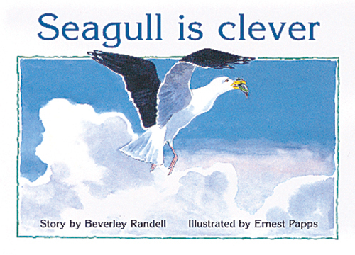 PM Library Yellow Seagull is Clever Lvl 8