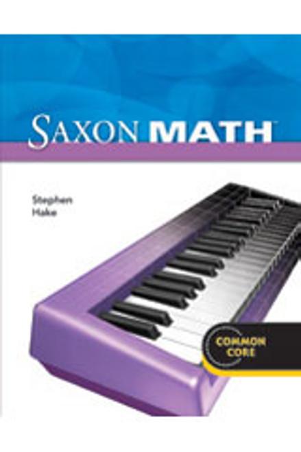 Saxon Math - Intermediate Grade 4 - Intermediate 4 Teacher Edition eTextbook ePub, 1-Year