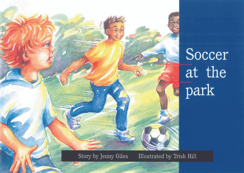 PM Library Yellow Soccer at the Park Lvl 7