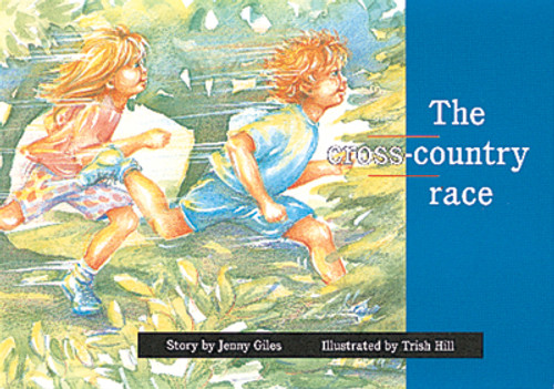 PM Library Green The Cross-Country Race Lvl 14