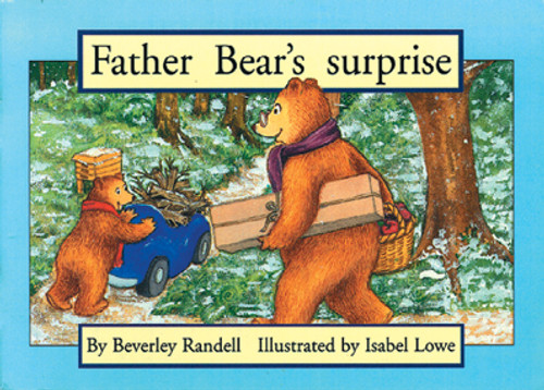 PM Library Green Father Bear's Surprise Lvl 13