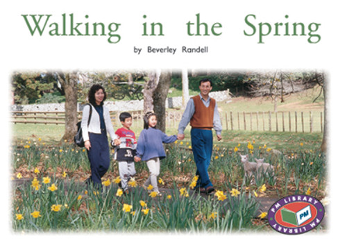 PM Library Green Walking in the Spring Lvl 14-15