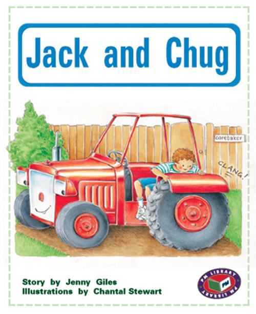 PM Library Orange Jack and Chug Lvl 15