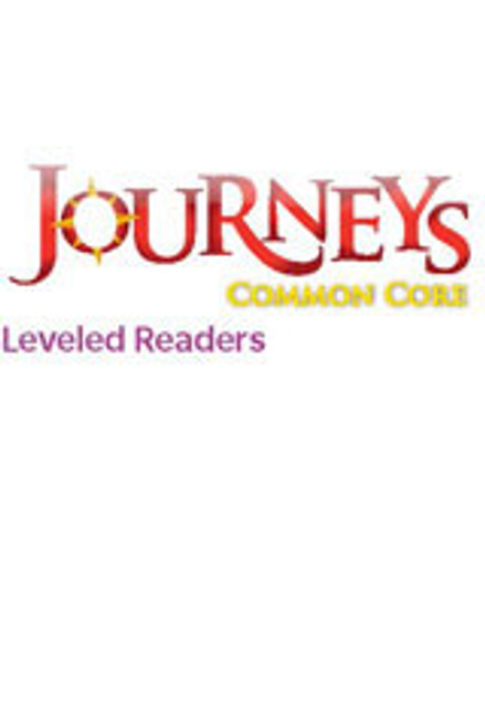 Journeys Levelled Readers - Level V:  Titles A - O   Heroes of the Antarctic - 9780547900834