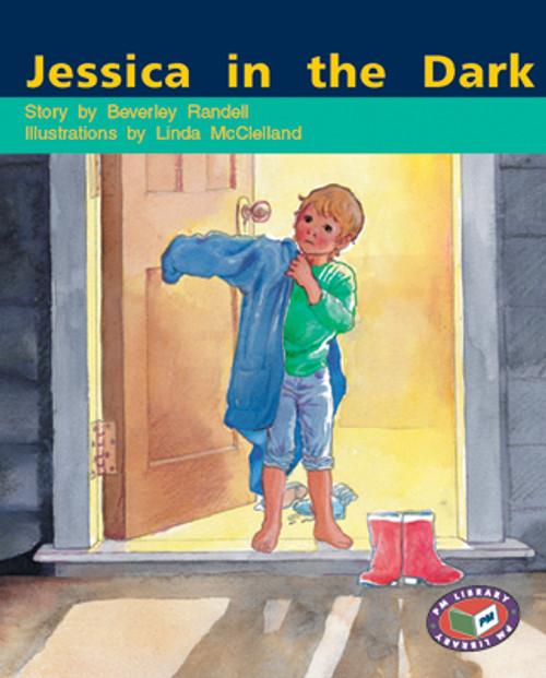 PM Library Orange Jessica in the Dark Lvl 16
