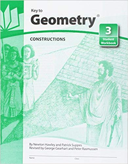 Key to Geometry Workbooks | Book 3: Constructions - 9780913684733