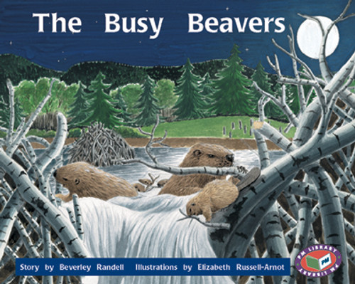PM Library Orange The Busy Beavers Lvl 16