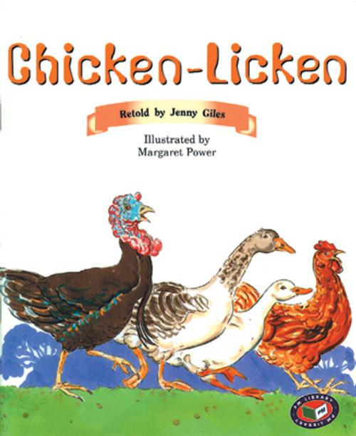 PM Library Orange Chicken Little Lvl 15