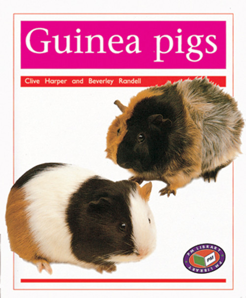 PM Library Orange Guinea Pigs Lvl 14-15
