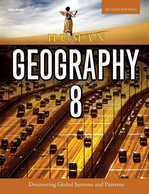 Human Geography 8, Second Edition - Student Text