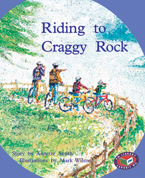 PM Library Turquoise Riding to Craggy Rock Lvl 18