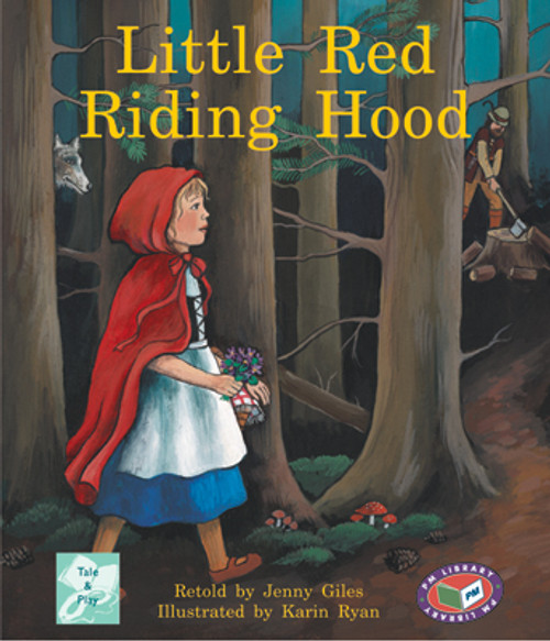 PM Library Turquoise Little Red Riding Hood Lvl 17